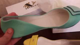 видео Мужская обувь Vitacci