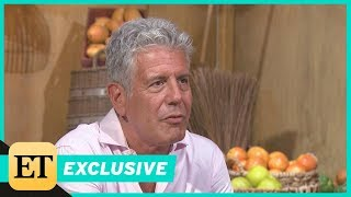 Anthony Bourdain in His Own Words (Exclusive)