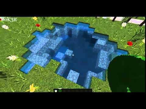 Reaktywacja Serii Minecraft Ciekawe Pomysły 8 Ozdoby W Ogrodzie