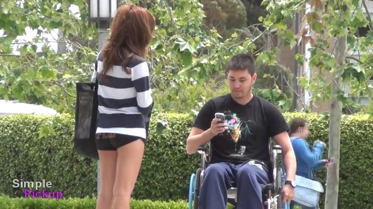 Dating guys in wheelchairs