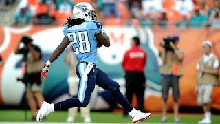 Chris Johnson COMPLETE Titans Highlights (2008-2013)