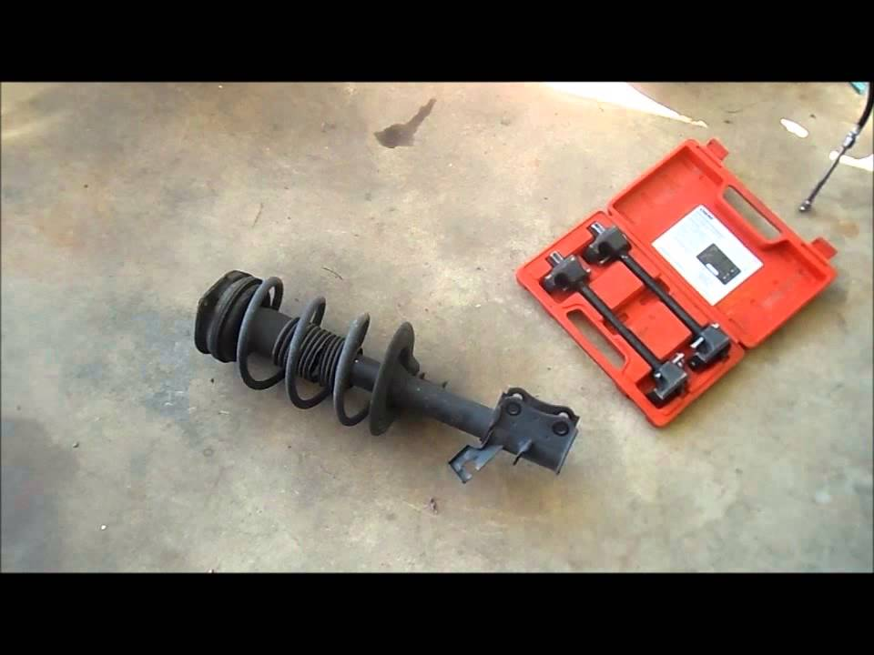 When To Replace Shocks And Struts >> DIY: 2010 nissan sentra shocks replacement - YouTube