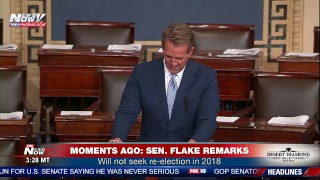2017-10-24-21-57.BREAKING-Senator-Jeff-Flake-Will-Not-Seek-Re-Election-in-2018-White-House-Briefing-FNN-