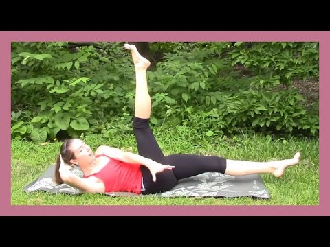 45 min Yoga for Core Strength & Balance - Strong Yoga Flow Workout