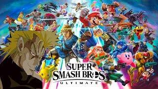 Super Smash Bros. Ultimate - E3 2018 - Dio Brando Reaction