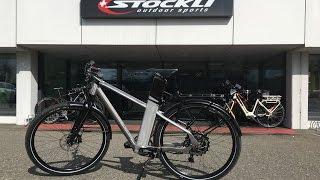 51.5 km/h: Fahrradfahren mit dem neuen Stöckli e.t. MEN e-Bike #StoeckliET #ebike