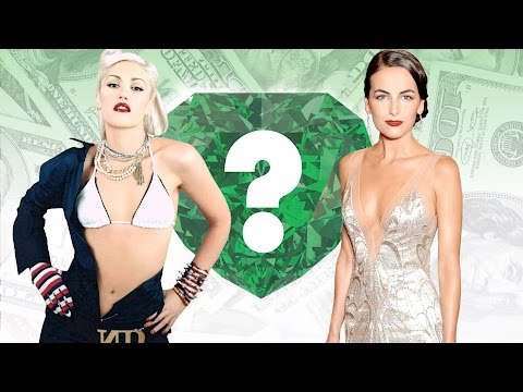 WHO'S RICHER? - Gwen Stefani or Camilla...
