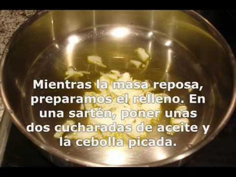 Raviolis con calabaza y Gorgonzola
