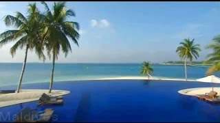 MALDIVES Relaxing with music HD