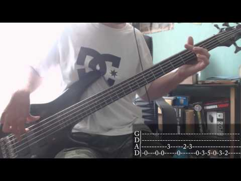 Rage Against The Machine - Wake Up [Bass Cover + Tab]