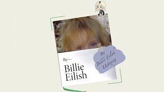 BY — BILLIE EILISH Photobook UNBOXING