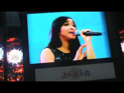Sing Pilipinas Global Championship Top 7  -  # 4 Los Angeles City Champion