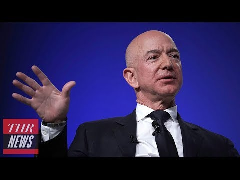 "Jeff Bezos Hits Back Against National Enquirer's ""Extortion"" Letter 