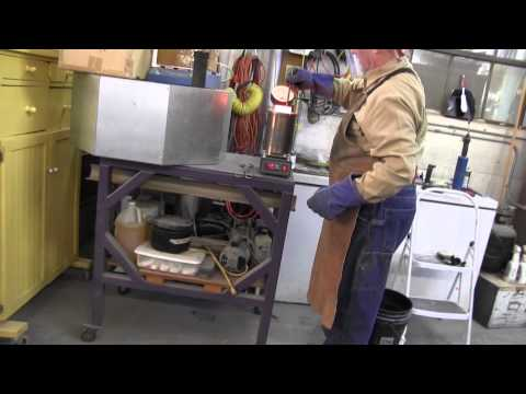 Bronze Casting At Enchanted Spirits Studio With Jay Fisher