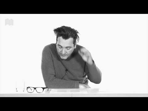 David Schalko liest aus »Schwere Knochen«