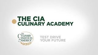 The Culinary Institute of America Culinary Academy