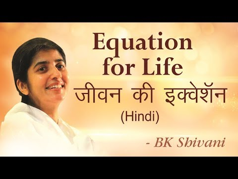 Power Of Thoughts: BK Shivani (English Subtitles)
