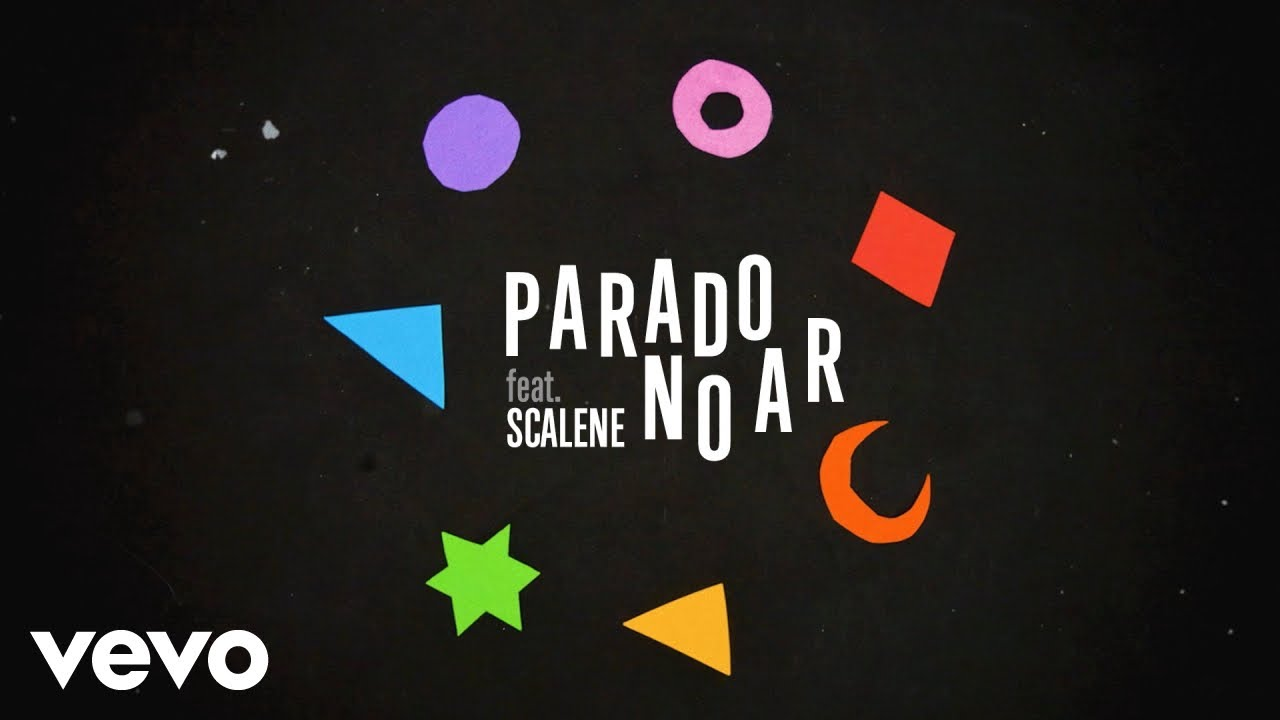 Capital Inicial - Parado no Ar ft. Scalene
