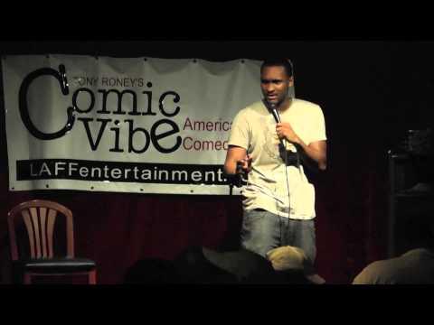 Josh Adams Detroit Comedy