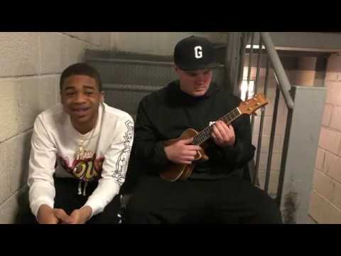 Is Leeky Bankz the Future of Rap?! (Kung Fu Acoustic)