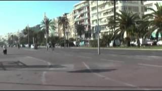 ФРАНЦИЯ: Прогулка по Английской Набережной в Ницце... France Nice(, 2012-01-23T06:46:18.000Z)