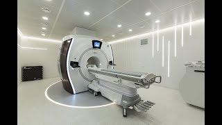 Новый аппарат МРТ