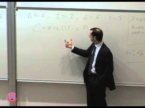 ECON102 20100224 LECTURE16   Multiplier and Aggregate Demand