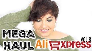 MEGA HAUL de ALIEXPRESS Vol. 8 ♥️ ⎥Monica Vizuete