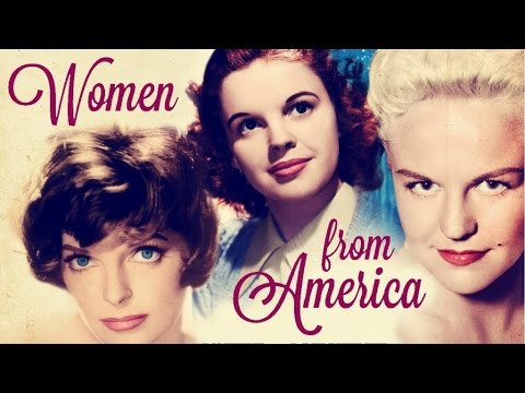 Women from America - Julie London, Doris Day, Peggy Lee...