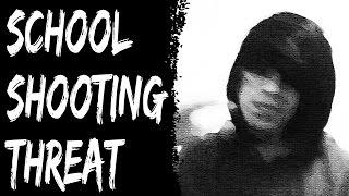 School shooting threat | 3 true creepy let's not meet stories | nightmare fuel stories