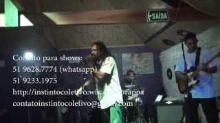 INSTINTO COLETIVO - SHOW BAR - Carlos Barbosa/RS