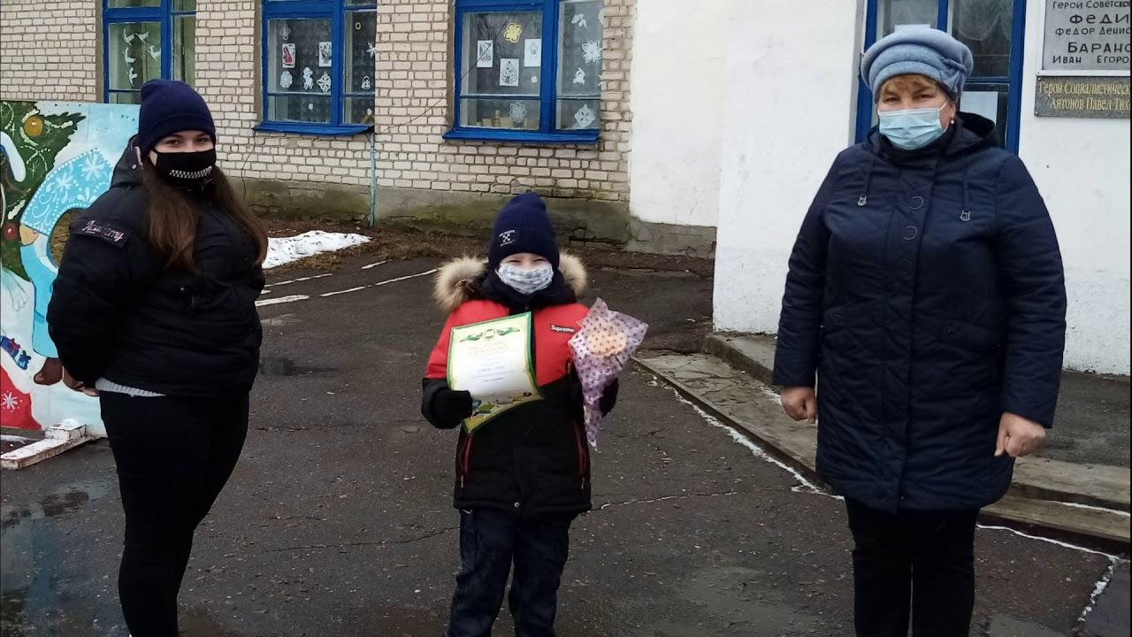 Новогодние праздники в Дубровском районе