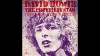 David Bowie - The Prettiest Star (1970 stereo version)