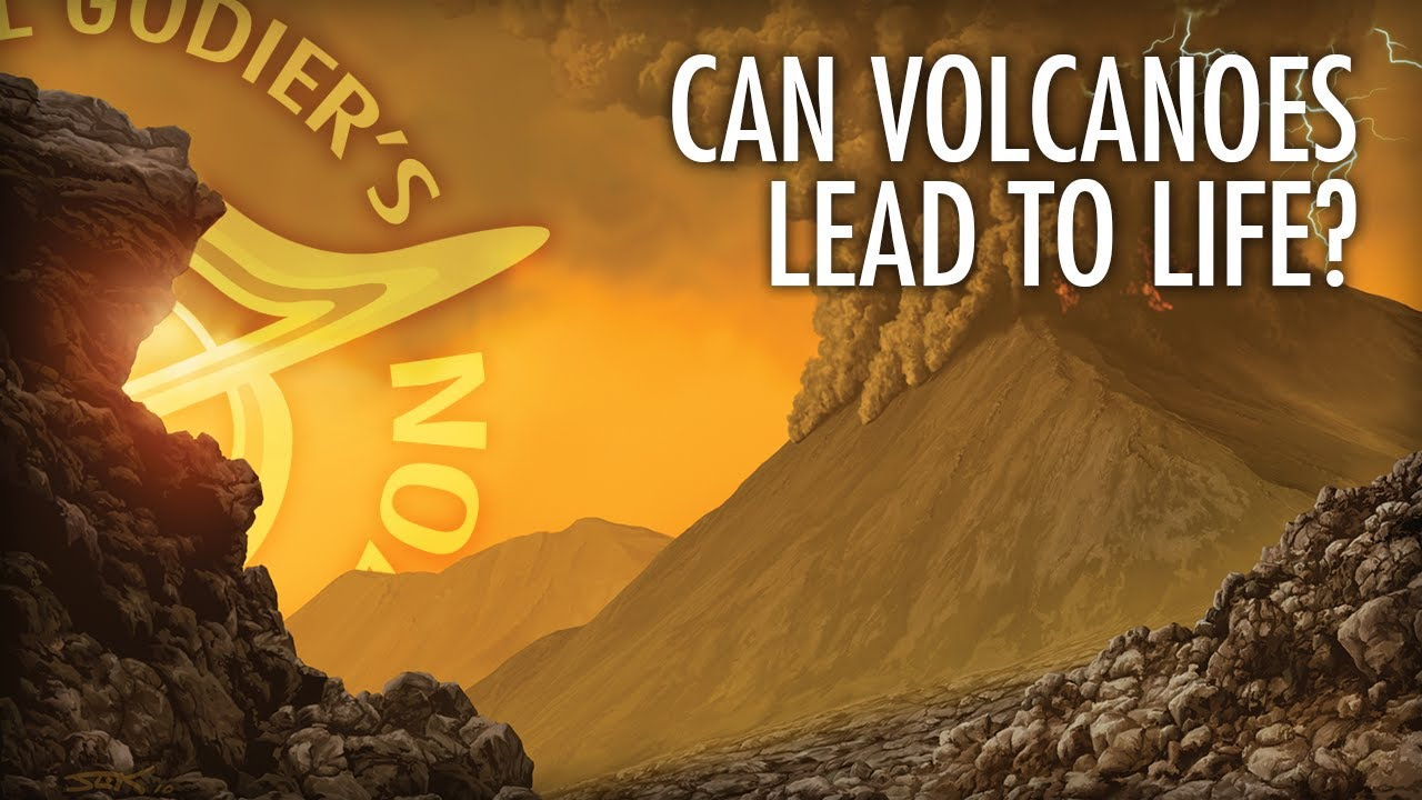 Volcanoes on Mars Could Be Active with Dr. David Horvath