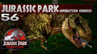 Jurassic Park: Operation Genesis - Episode 56 - Deadly TRex