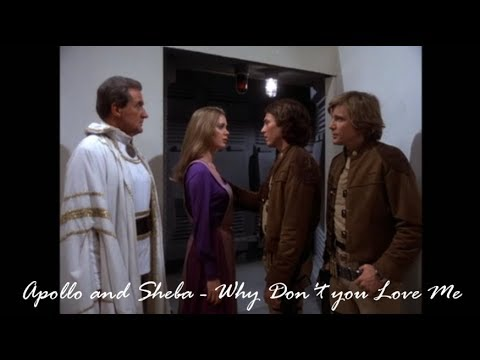Apollo and Sheba - Why Don't You Love Me