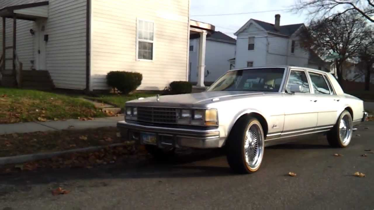 Cadillac Seville On 20 Quot Wires An Vogues Youtube