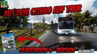 BUS SIMULATOR: PLAYSTATION 4 VERSION 🔥🚌 #3│Mit dem CITARO auf TOUR│KONSOLEN - Let´s Play