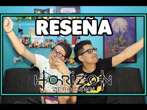 """Reseña: """"Horizon Zero Dawn"""""""