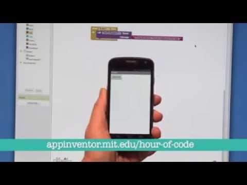 Talk To Me part 1, MIT App Inventor Tutorial #1
