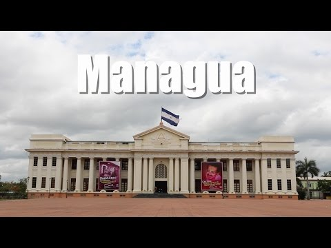 Managua City Tour, Nicaragua