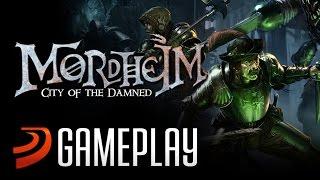 """Gameplay Comentado de """"Mordheim: City of the Damned"""""""