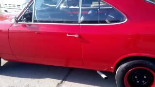 Opel Commodore А 1967 Зацените тачку