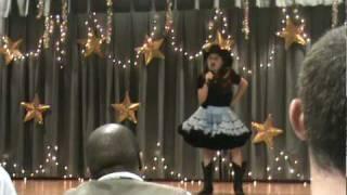 10year old Sylvia Lee Walker sings cowboy's sweetheart amazing!!!!!