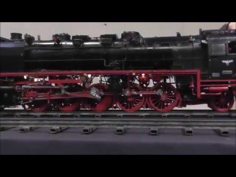 37. Intermodellbau 2015 Aufbau Dampf-Modellbau-Freude NRW