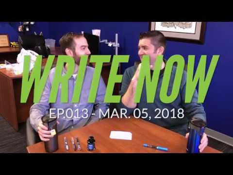 Write Now - Ep.013: Meet Sam!