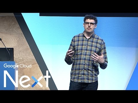 Improving utilization and portability with containers (Google Cloud Next '17)