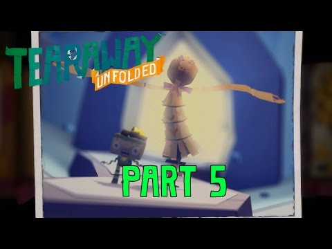 Grocer's Barn: Tearaway Unfolded (Part 5)