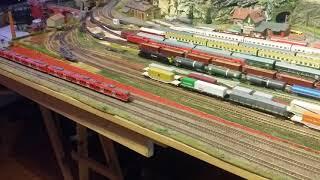 Spur N Modellbahn kleines Exteriment ET 425 / ET 426 als 3 Teiler