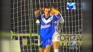 Santos 1 Vs Velez 2 | Supercopa 1996 | Semifinal (IDA)